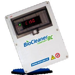 Krmilna enota čistilna naprava BioCleaner® COMFORT